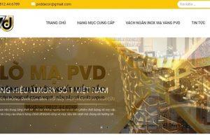 Gợi ý địa chỉ gia công inox mạ vàng tại Hà Nội uy tín