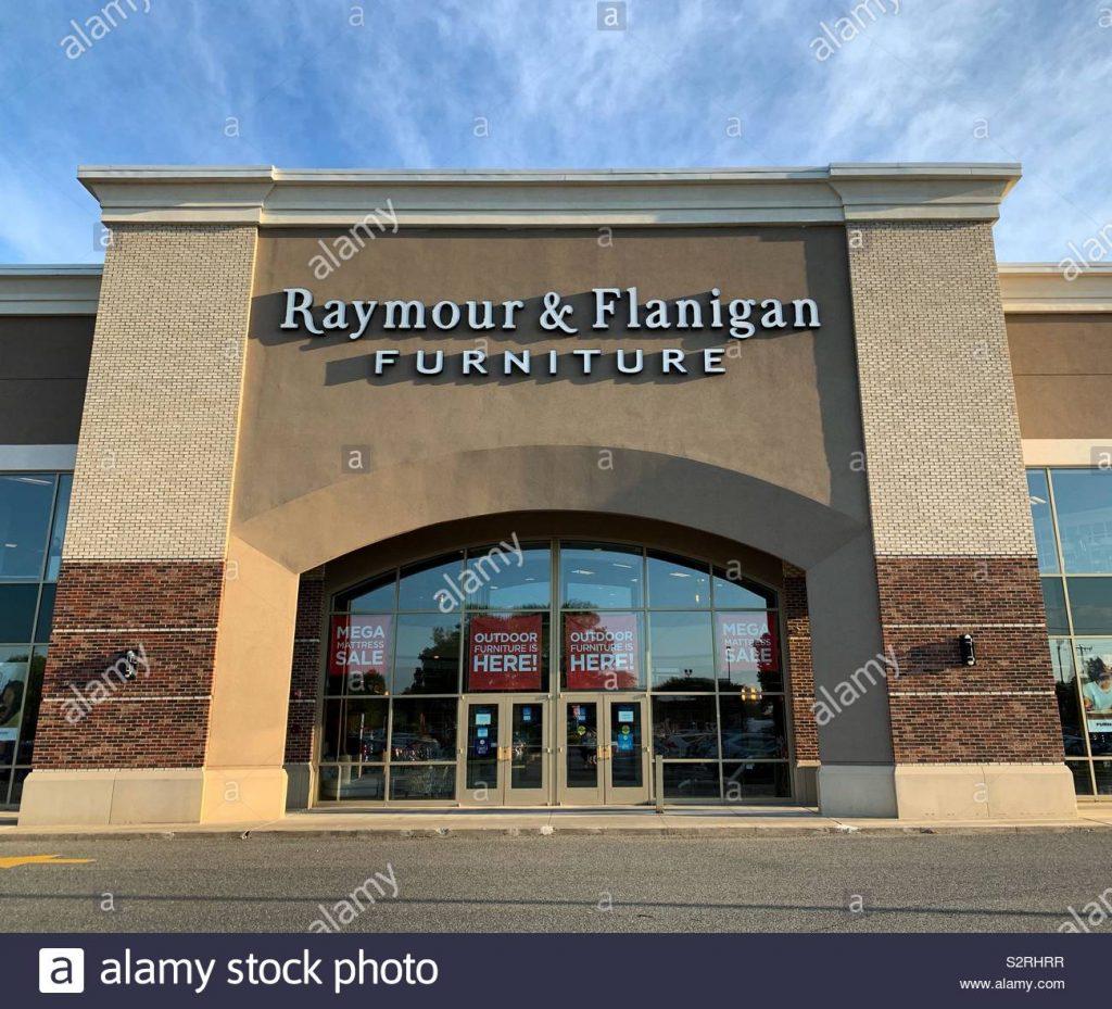 Thương hiệu nội thất Raymour & Flanigan