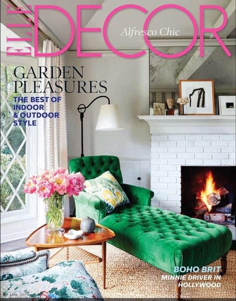 Tạp chí nội thất Elle Decor