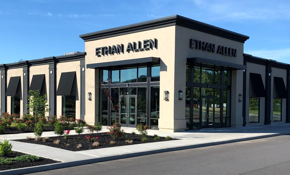 Thương hiệu nội thất Ethan Allen