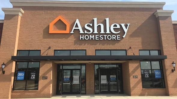 thương hiệu nội thất ashley