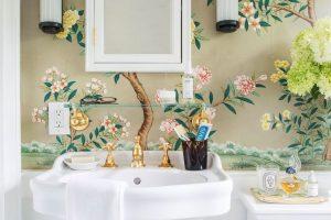 Ý tưởng thiết kế phòng tắm sẽ khiến bạn không bao giờ muốn rời khỏi bồn tắm